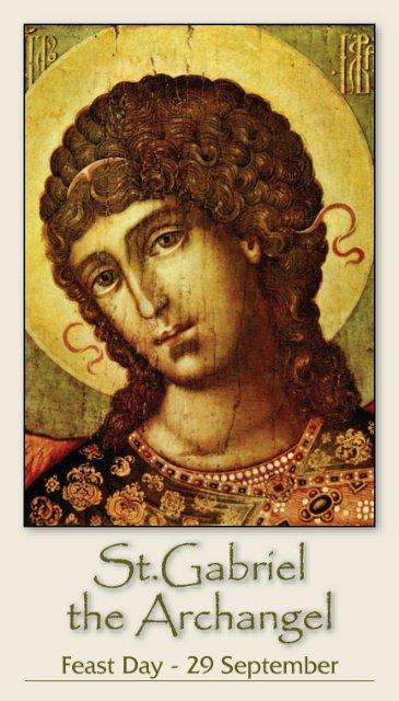 Top 10 Punto Medio Noticias | Feast Of The Archangels Catholic