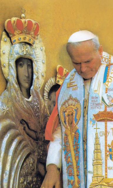 Pope John Paul II - Pro-Life Prayer to Mary